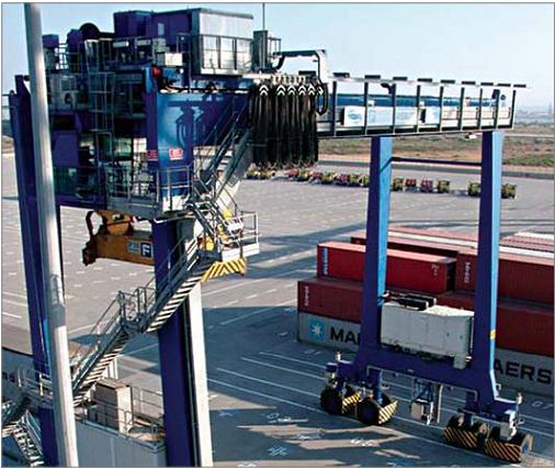 艾默生变频器,plc在桥式起重机自动控制系统中的应用